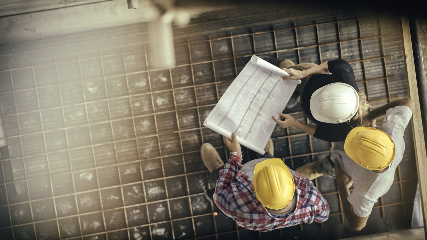 CRM per l' Edilizia: 4 vantaggi per espandere la tua impresa